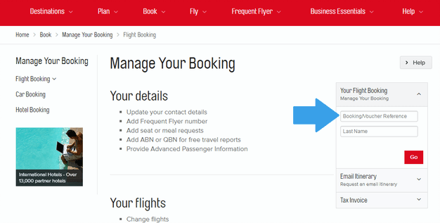 Booking Secrets How To Find Your Oneworld Record Locator