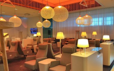 Lounge Review: Finnair Premium Lounge at Helsinki Airport (Non-Schengen)