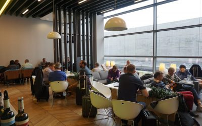 Lounge Review: Business Lounge Krakow Airport