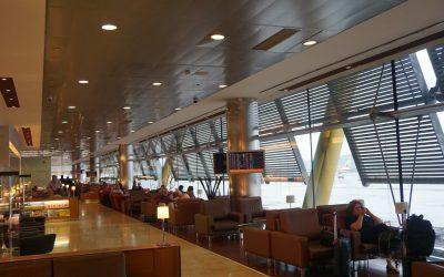 Lounge Review: Iberia Velázquez Sala VIP Madrid | Terminal 4S