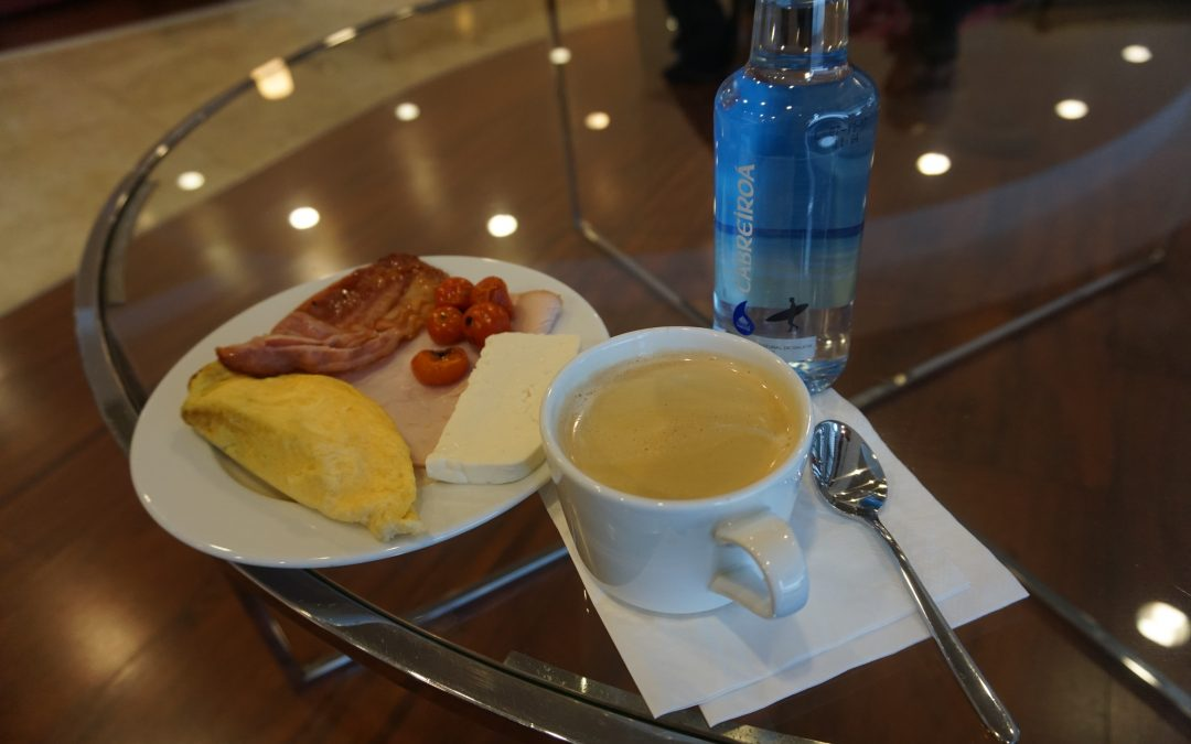 Lounge Review: Returning to the Iberia Velázquez Sala VIP Madrid | Terminal 4S