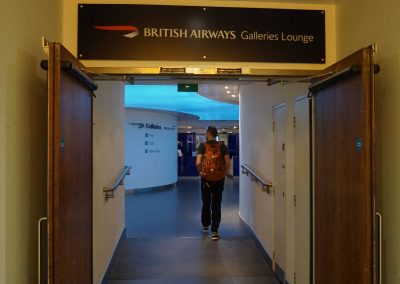Lounge Review: British Airways Galleries Club | London Heathrow Terminal 3