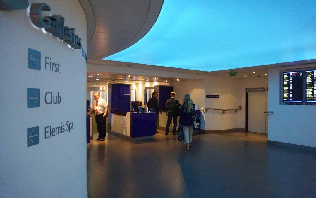 Lounge Review: British Airways Galleries Club | London Heathrow Terminal 3
