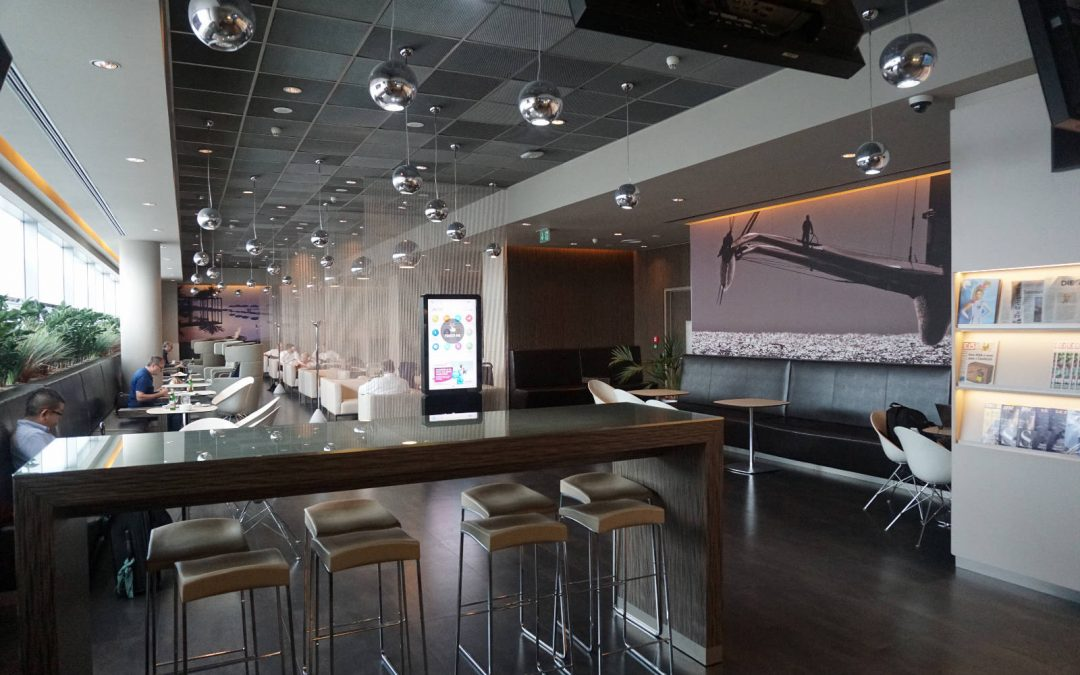 New Lounges for the Priority Pass Network (Including Sleeping Cabins in Paris!) Priority Pass ERSTE Prague Airport Lounge