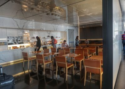 Lounge Review: Cathay Pacific Lounges at Hong Kong | The Wing Business Class vs. The Bridge Business Class Blog Review