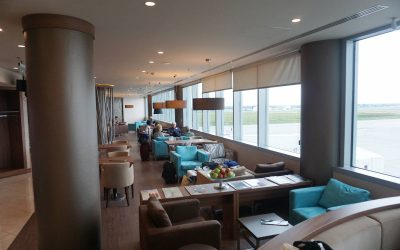 Lounge Review: Budapest Premium Airport Lounge