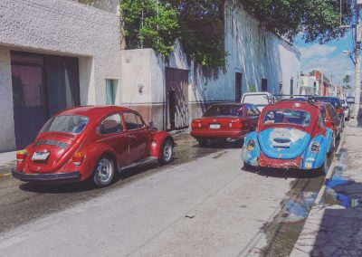Mérida VW Beetles
