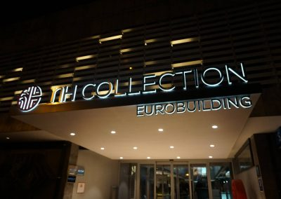 NH Collection Madrid Eurobuilding