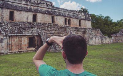 Instagram: Exploring Kabah