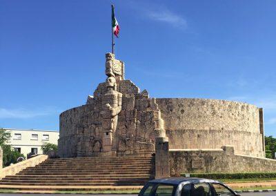 Homeland Monument | Paseo de Montejo