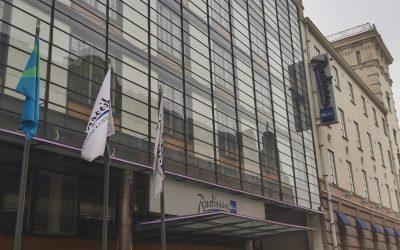 Hotel Review: Radisson Blu Plaza Helsinki