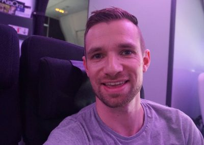 Air New Zealand 777-300ER Economy Class