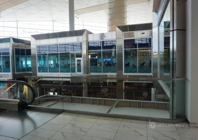 DFW Amex Centurion Lounge