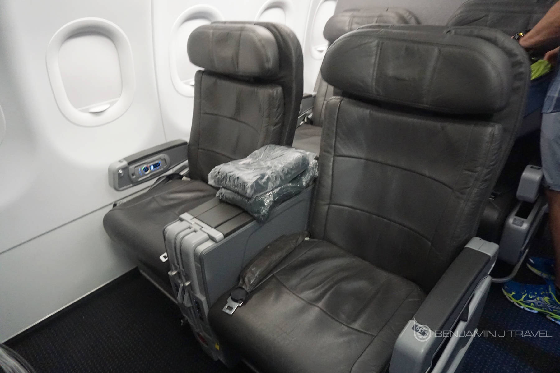 Trip Report American Airlines A319 Business Class Merida To Dallas