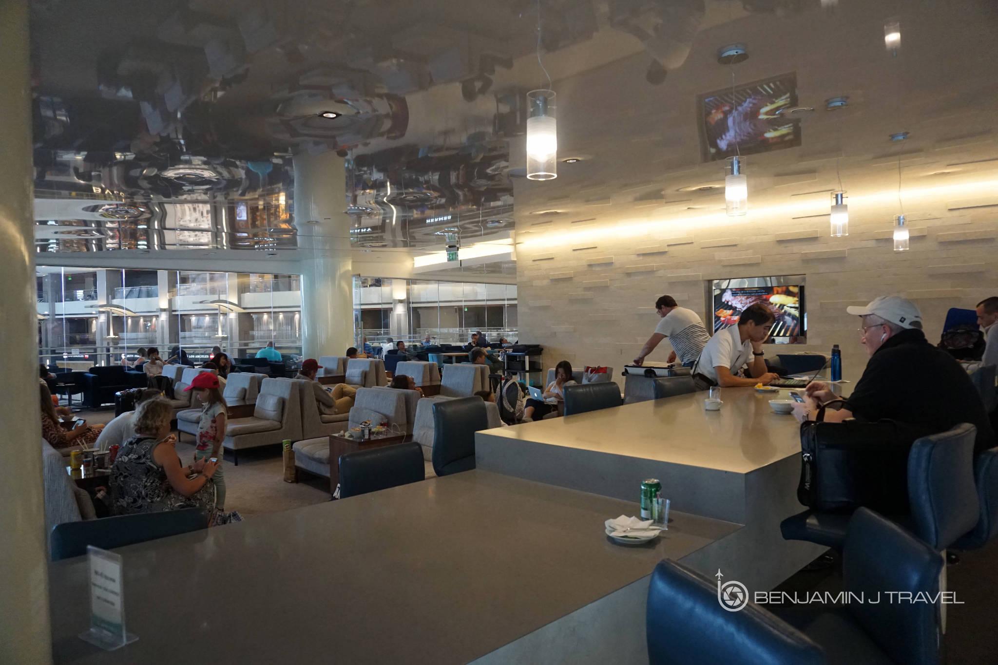 Kal Lounge Skyteam Lax 24 Benjamin J Travel