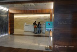 KAL Lounge LAX