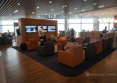 Lounge Review: Lufthansa Senator Lounge Frankfurt | Concourse Z