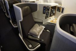 777-300ER Business Class Post-Christmas Giveaway: $50 USD American Airlines Gift Card
