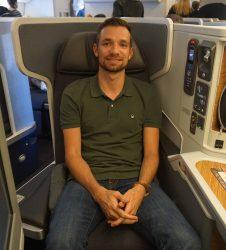 American's 777-300ER Business Class
