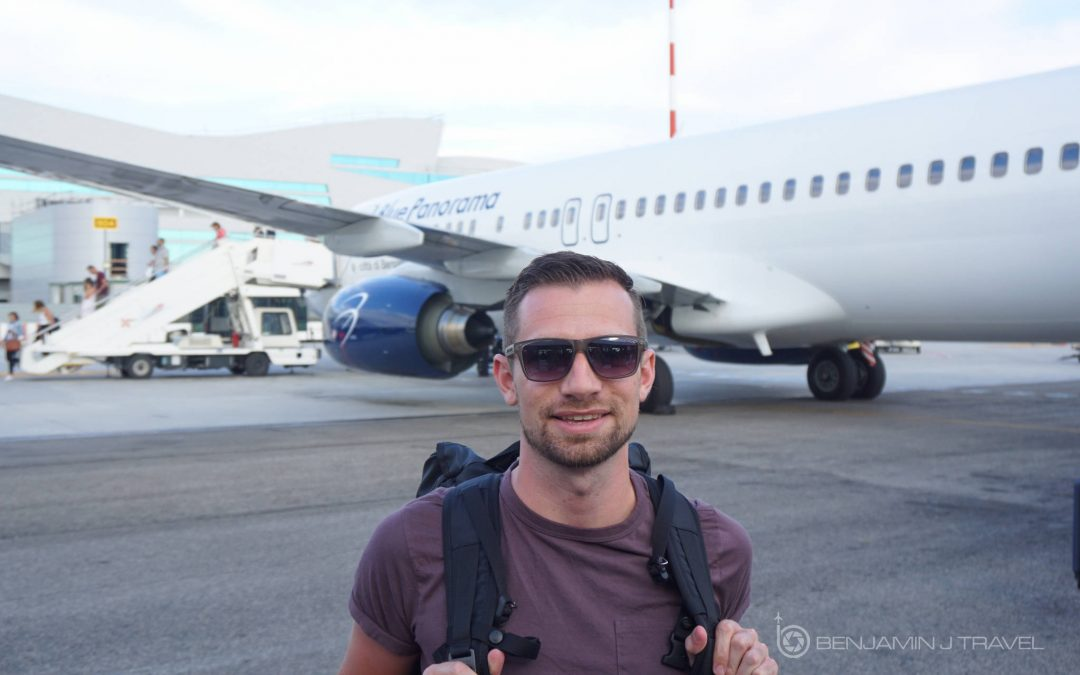 What's In My Overhead Bin? Ben's Travel Carry-On Essentials