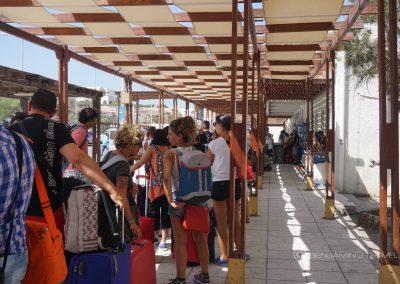 Bu Express Santorini Airport