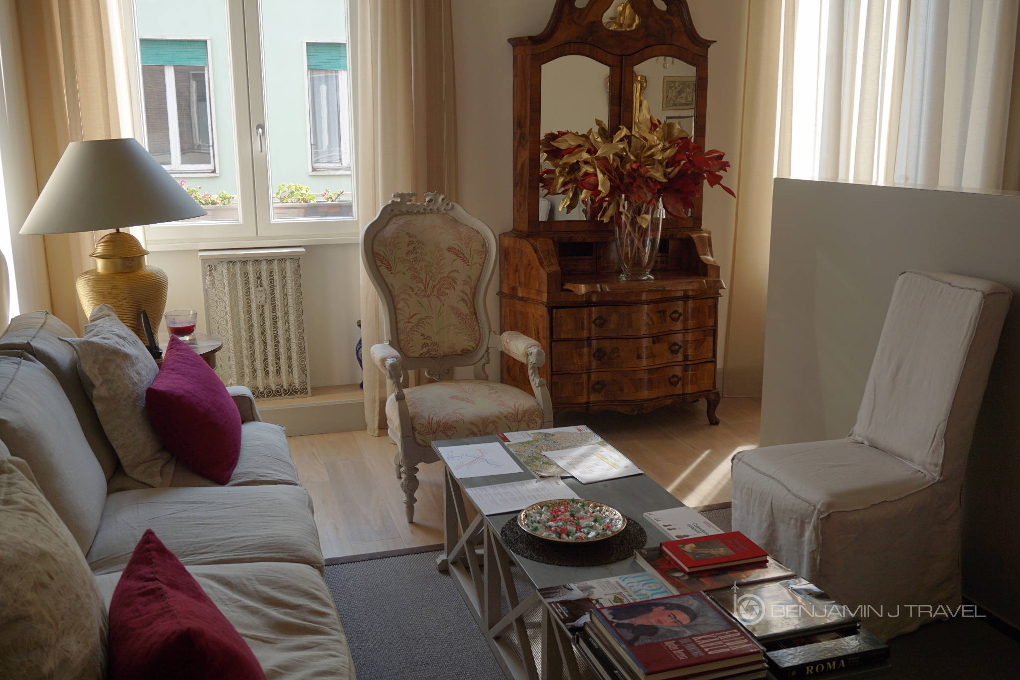 Casa sotgiu guest house rome italy hotel review18 for Casa fabbrini guest mansion roma