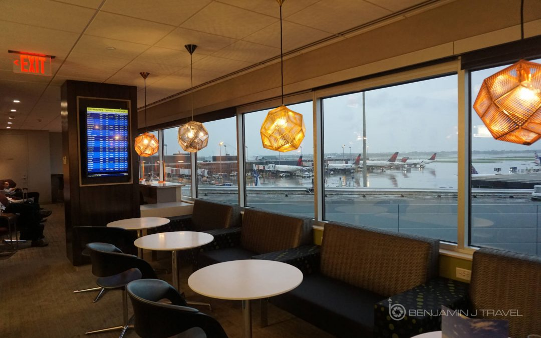 Lounge Review: Escape Lounge at MSP Airport