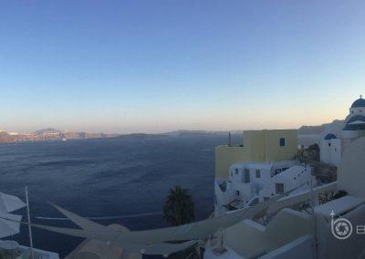 Santorini travel airbnb