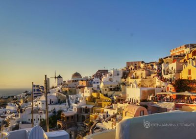 Santorini travel tips inspiration ideas hacks