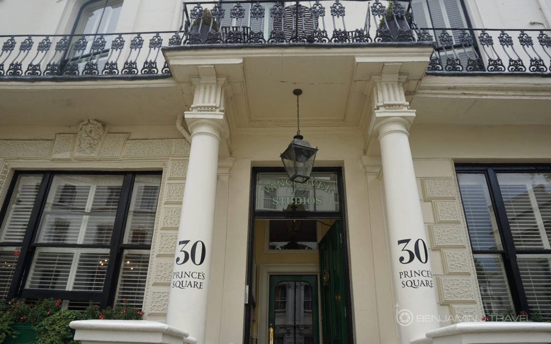 Hotel Review: Vancouver Studios London