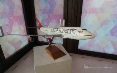 Lounge Review: Virgin Atlantic Revivals Lounge | London Heathrow