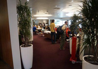 Virgin Atlantic Revivals Lounge