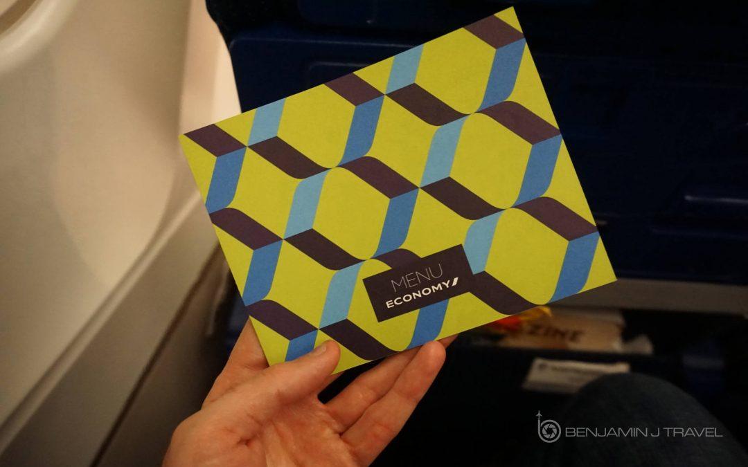 Trip Report: Air France A340 Economy Class   Minneapolis to Paris