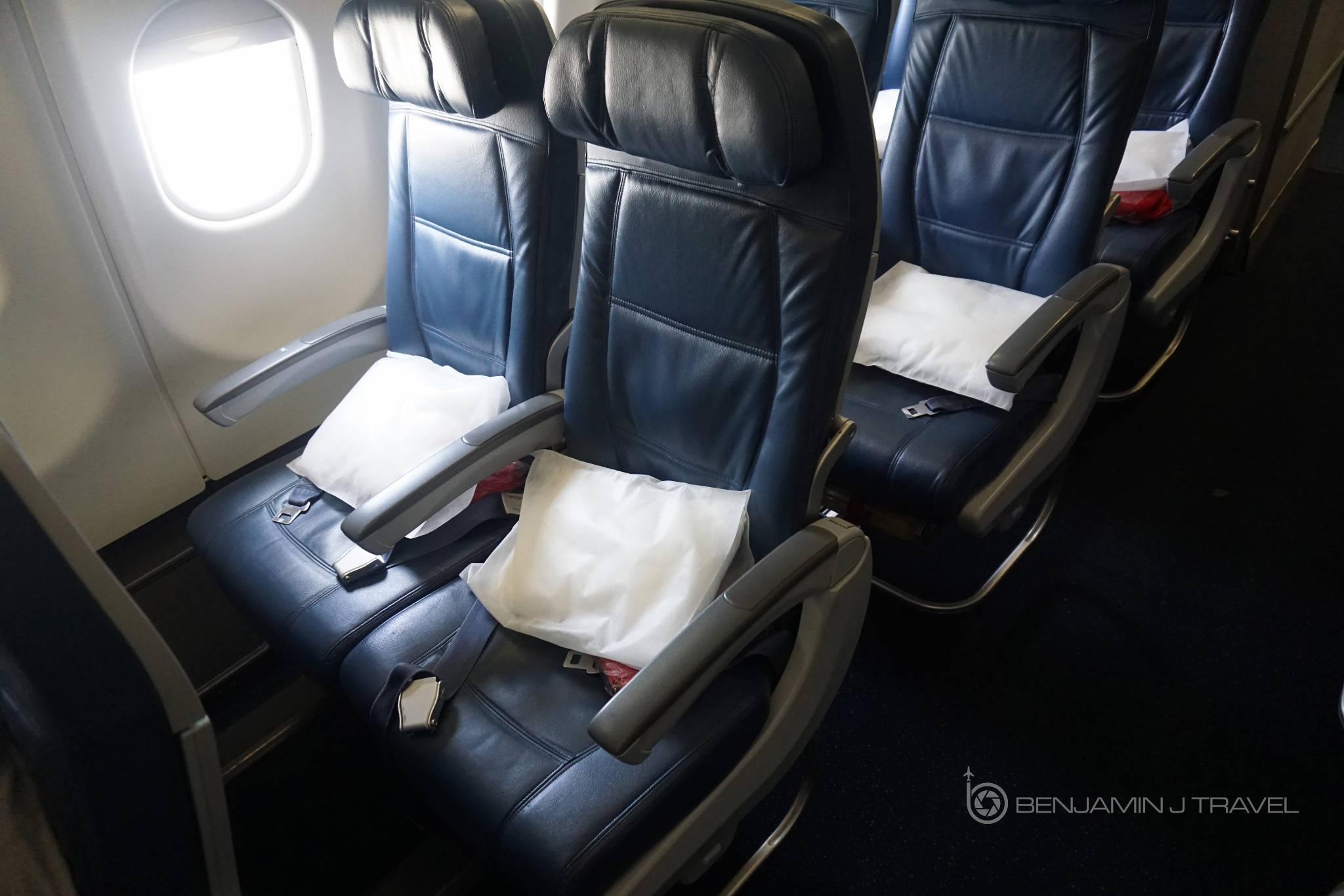 Trip Report: Delta A330 Economy Class | Barcelona to New