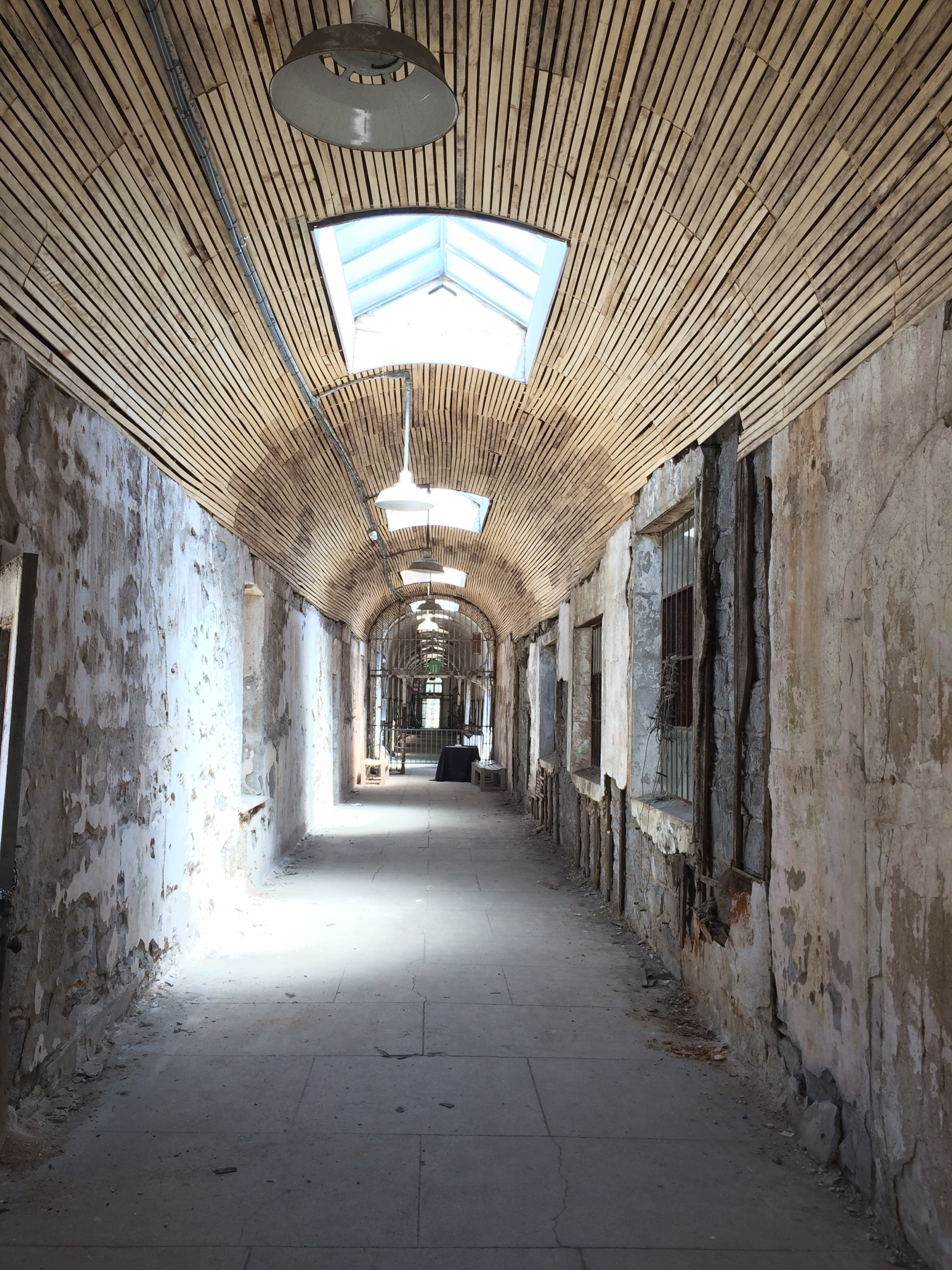 Explorin' Eastern State Penitentiary
