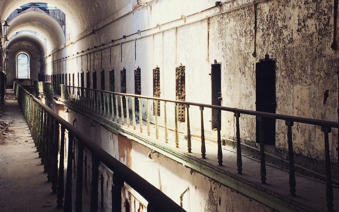 From The Archives: One Day in Philadelphia and Eastern State Penitentiary