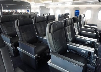 Trip Report: American Airlines' Brand New 787-9 Premium Economy AA Tomorrow's Adventure: American Airlines' Inaugural DFW to Madrid 787-9 Flight