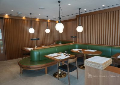 Soft Opening: Cathay Pacific First Class Lounge at London Heathrow