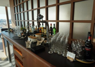 Soft Opening: Cathay Pacific First Class Lounge at London Heathrowv