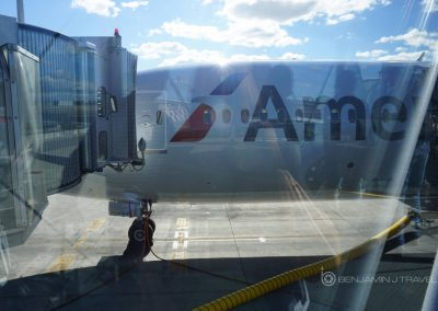 Trip Report: Back to DFW From Madrid in AA Premium Economy