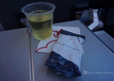 Trip Report: Launch of American Airlines' 787-9 Premium Economy   DFW to Madrid