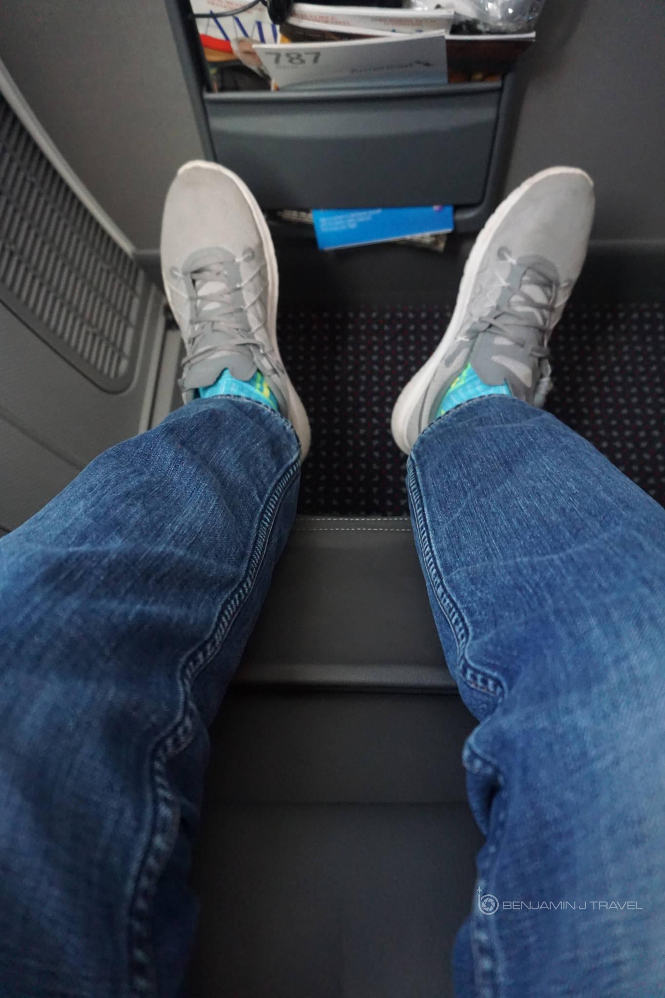 Trip Report Launch Of American Airlines 787 9 Premium