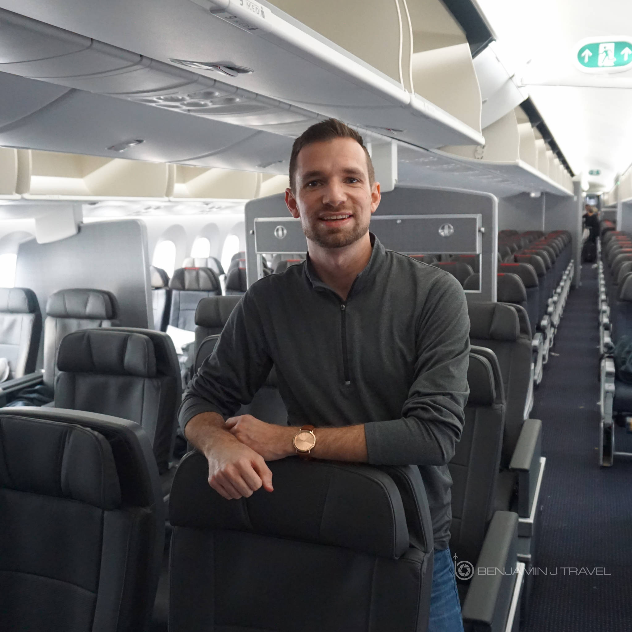 Trip Report: Launch of American Airlines' 787-9 Premium Economy | DFW to Madrid