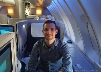 Trip Report: Upper Deck Club World on British Airways' 747 | DFW to London