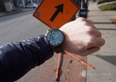 Travel Style: JORD Wood Watches