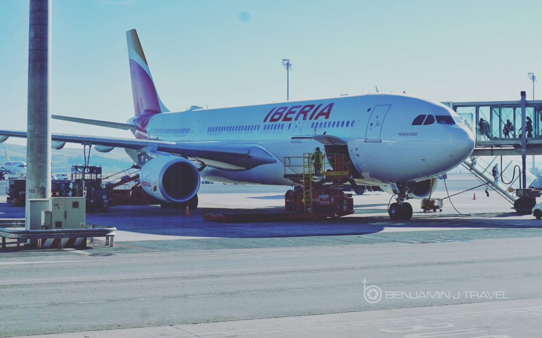 Quirks of Iberia Basic Fares and OneWorld Elite Status