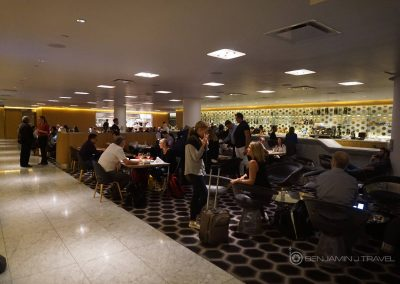Lounge Review: Qantas First LAX Lounge