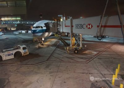 Trip Report: Cathay Pacific 777-300ER Premium Economy   Los Angeles to Hong Kong Airline Blog Review