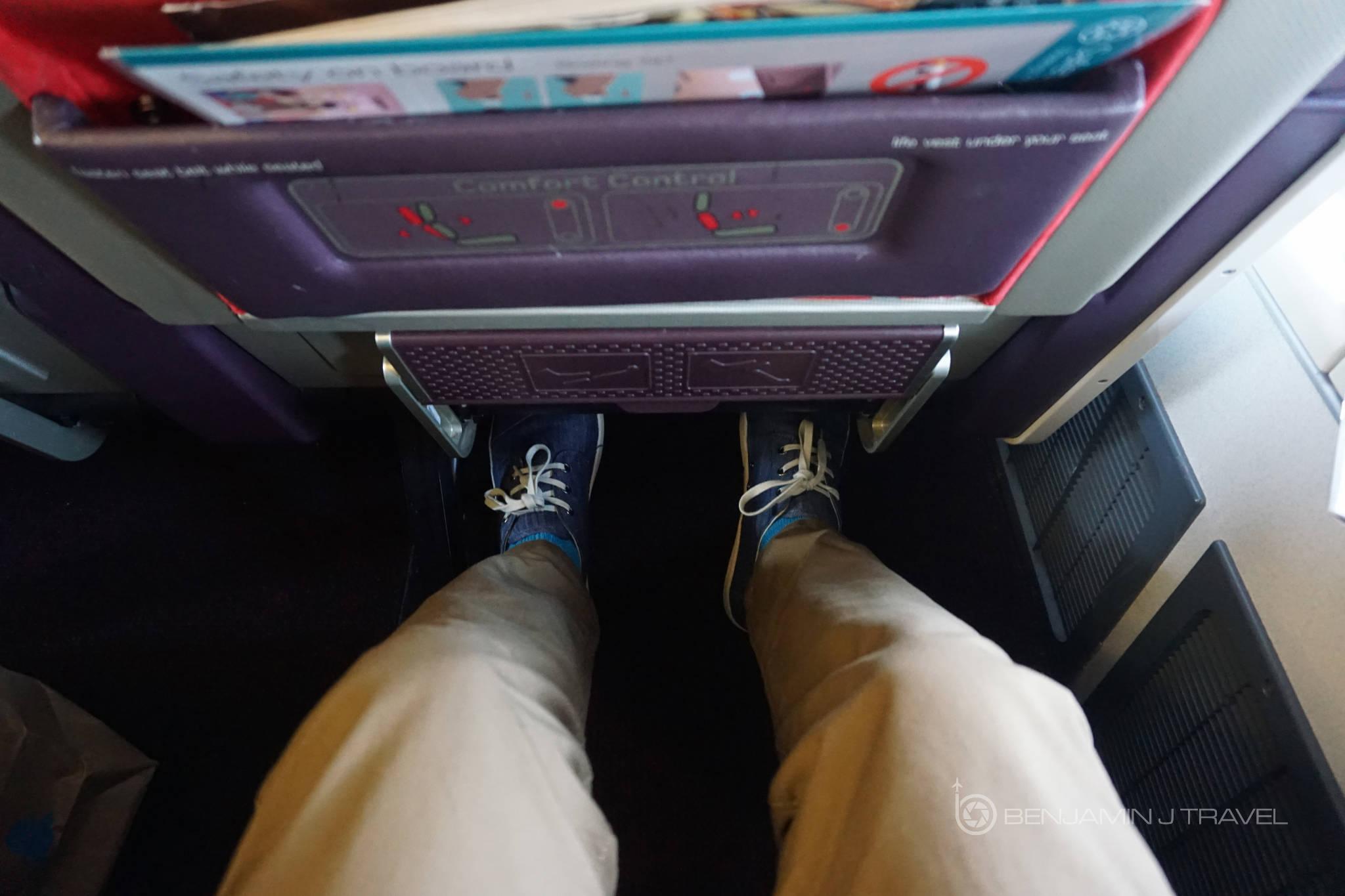 Trip Report: Virgin Atlantic 747 Premium Economy | London