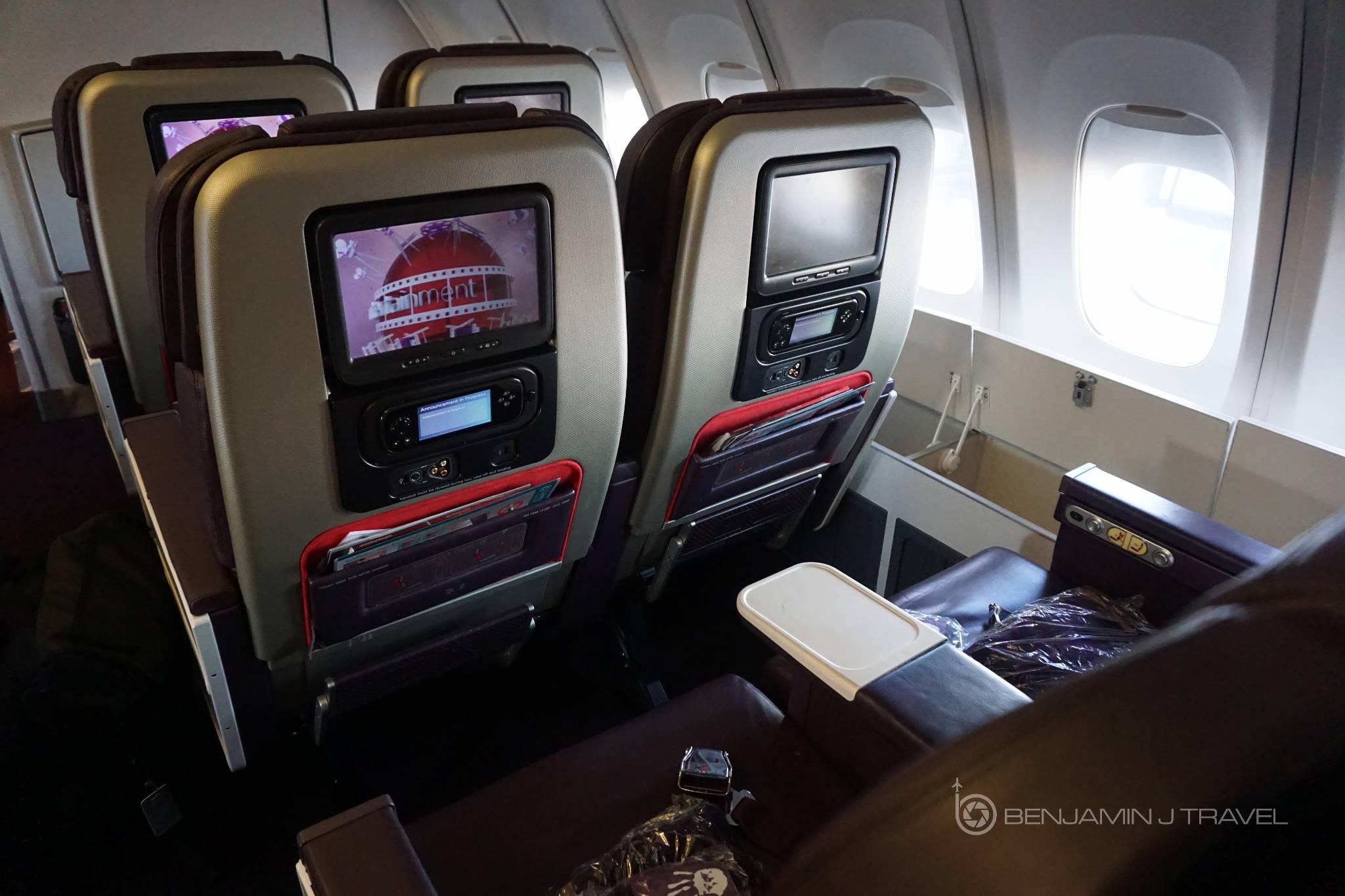 Virgin Atlantic 747 Upper Deck 9 000 Tweet Deck